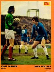 John Farmer, Stoke City 1972