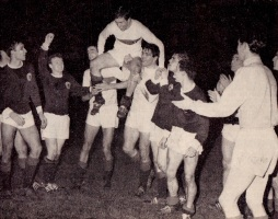 John Greig, Scotland v Italy 1965