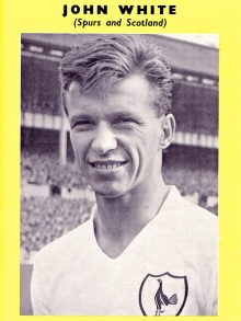 John White, Tottenham 1962