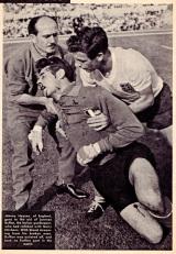 Johnny Haynes, England 1961 (2)