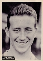 Ken Brown, West Ham 1960