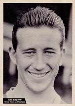 Ken Brown, West Ham 1960