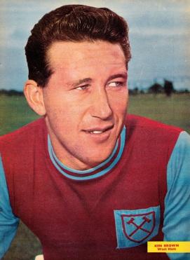 Ken Brown, West Ham 1964