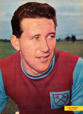 Ken Brown, West Ham 1964