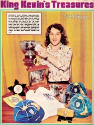 Kevin Beattie, England 1974
