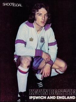 Kevin Beattie, England 1975