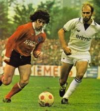 Kevin Keegan, Hamburg 1977