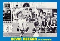 Kevin Keegan, Hamburg 1978