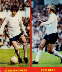 Knowles & Beal, Tottenham 1971