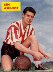 Len Ashurst, Sunderland 1960