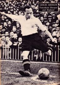 Leslie Medley, Tottenham 1951