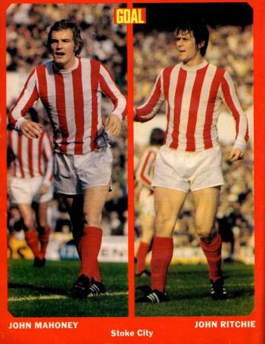 Mahoney & Ritche, Stoke City 1973