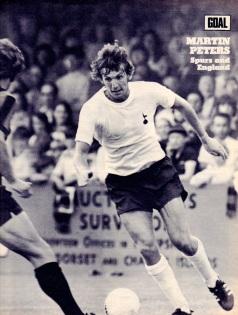 Martin Peters, Tottenham 1972