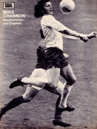 Mick Channon, England 1973