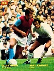 Mike England, Tottenham 1971
