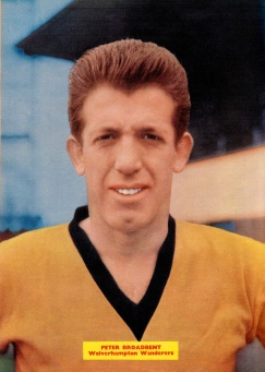 Peter Broadbent, Wolves 1960