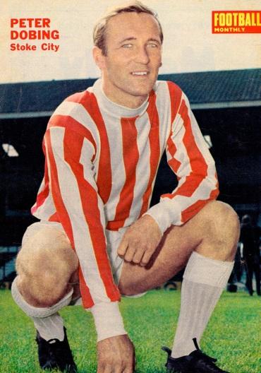 Peter Dobing, Stoke City 1970