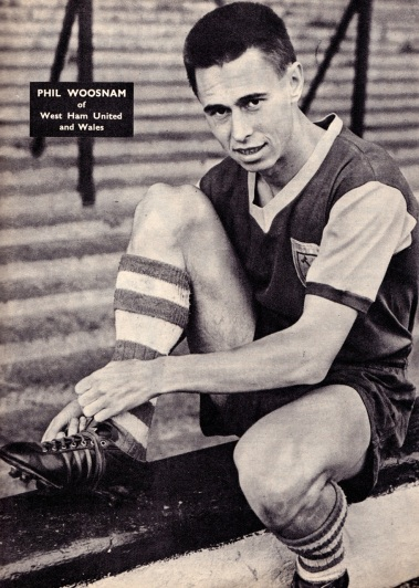 Phil Woosnam, West Ham 1960