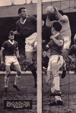 Ralph Brand, Rangers 1960