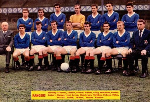 Rangers 1964