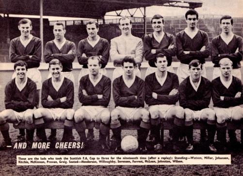 Rangers 1966