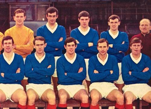 Rangers 1968