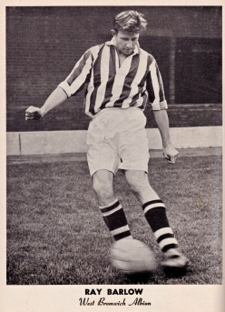 Ray Barlow, WBA 1951