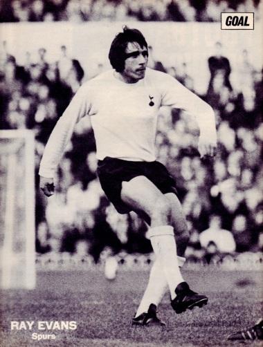 Ray Evans, Tottenham 1974