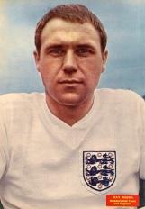 Ray Wilson, England 1963