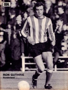 Ron Guthrie, Sunderland 1973