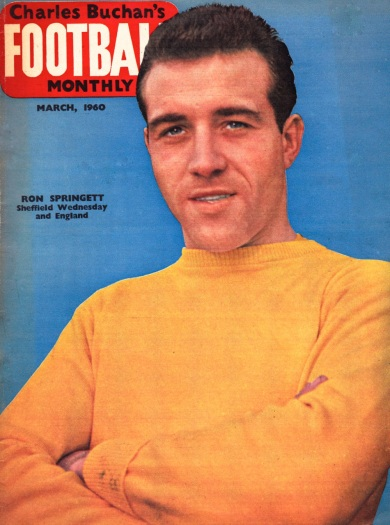 Ron Springett, Sheffield Wednesday 1960