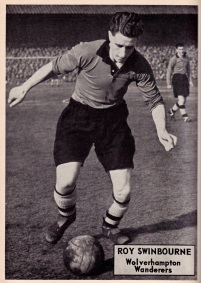 Roy Swinbourne, Wolves 1951
