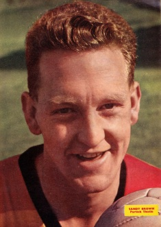 Sandy Brown, Partick Thistle 1963