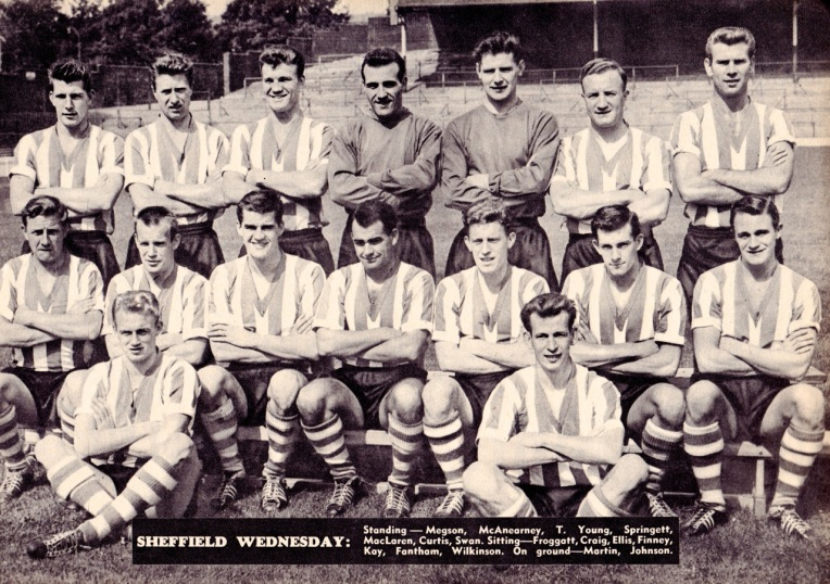 Sheffield Wednesday 1960