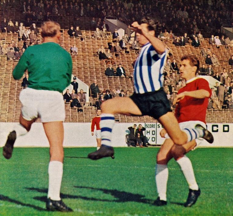 Sheffield Wednesday v Man United, 1964
