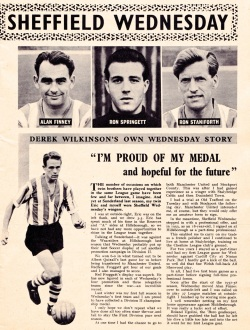 Spotlight On Sheffield Wednesday 1959-2
