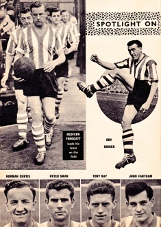 Spotlight On Sheffield Wednesday 1959