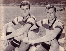 Staite & McKinnon, Partick Thistle 1964