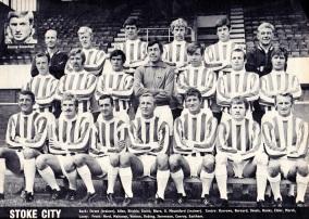 Stoke City 1969