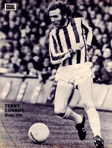 Terry Conroy, Stoke City 1973