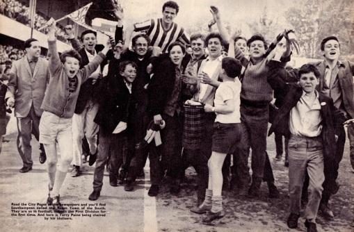 Terry Paine, Southampton 1966