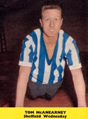 Tom McAnearney, Sheffield Wednesday 1960-2
