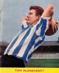 Tom McAnearney, Sheffield Wednesday 1960