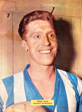 Tony Kay, Sheffield Wednesday 1961