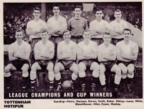 Tottenham 1961-3