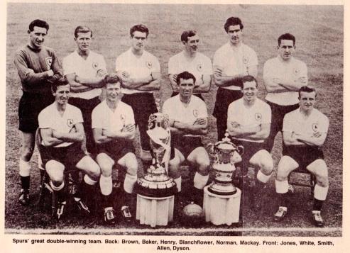 Tottenham 1961-4