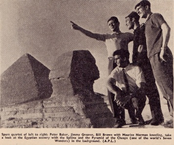 Tottenham 1963-2