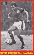 Trevor Brooking, England 1978