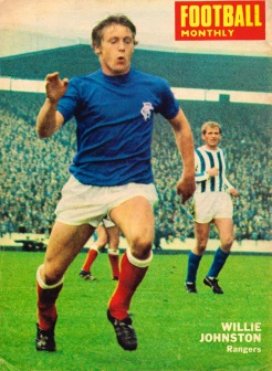 Willie Johnston, Rangers 1969