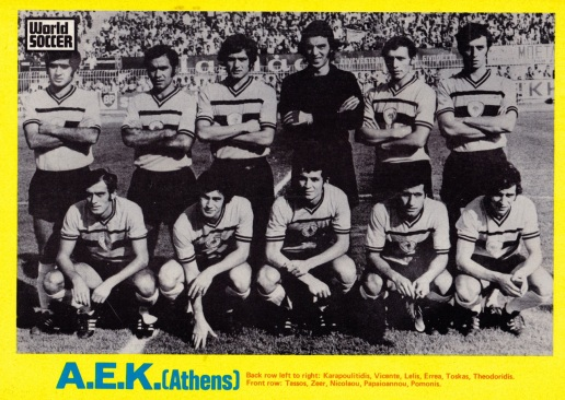 AEK Athens 1972